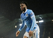 Sterling back on track under Guardiola's guidance, says Rodgers