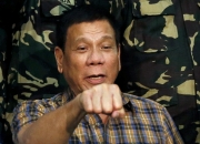 Duterte raises eyebrows likening himself to Hitler in his war on drugs
