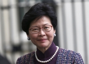 Hong Kong leader-elect pledges smooth transfer of power