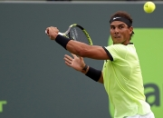Nadal celebrates 1,000th tour level match with victory over Kohlschreiber