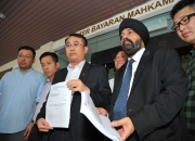 Gerakan files defamation lawsuit against Guan Eng