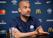 City's Guardiola on the guard against credible threat Everton