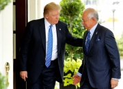 Najib, a truster partner, 'good friend' of Trump, Anifah says
