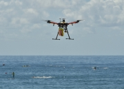 The Edit: Drone rescues swimmers in Australia in world first