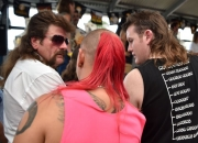 Business at the front, party at the back; mullet revival in Oz