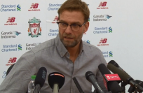 Reuters Video: Klopp picked Alexander-Arnold to take spectacular free kick