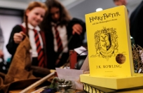 Reuters Video: Harry Potter turns 20
