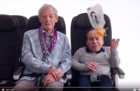 British Airways safety video — director's cut