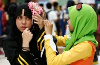 Reuters Video: Hijab cosplay takes off in SE Asia