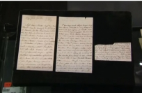 Reuters Video: Jane Austen's letter to be auctioned for first time