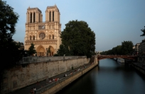 Reuters Video: Notre-Dame cathedral appeals for help