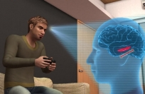 Reuters Video: Study claims shooter games can harm the brain