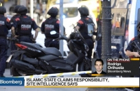 Bloomberg Video: Spanish police kill suspected terrorists in second attack