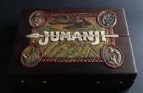 This 'Jumanji' board game replica is perfect!