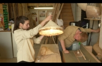 Reuters Video: Grow your own furniture using fungus