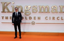 Reuters Video: 'Kingsman —The Golden Circle' world premiere