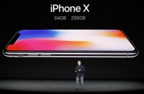 Reuters Video: 10 years after first iPhone, Apple launches iPhone X