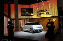 Bloomberg Video: Frankfurt Motor Show plugs into electric vehicles
