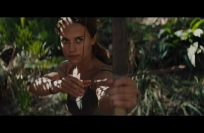 'Tomb Raider' trailer shows off Alicia Vikander as Lara Croft
