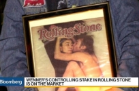 Bloomberg Video: Rolling Stone up for sale