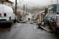 Reuters Video: Hurricane Maria brings destruction, heavy floods to Puerto Rico