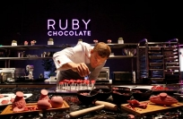 Reuters Video: Barry Callebaut unveils 'fourth flavour' of chocolate — the Ruby