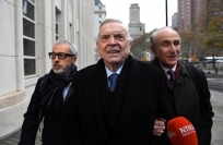 Reuters Video: Fifa bribery trial kicks off in New York court