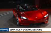 Bloomberg Video: Tesla's grand designs distract from Model 3 bottlenecks