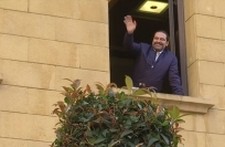 Reuters Video: Hariri supporters in Beirut celebrate his return to Lebanon