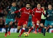 Mohamed Salah helps Liverpool ease past Southampton