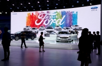 Reuters Video: Ford ramps up electric vehicle push in China