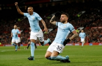 Reuters Video: City have proved the 'Barca way' can work in England, says Guardiola