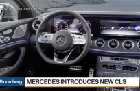 Bloomberg Video: Mercedes-Benz USA CEO optimistic about new CLS