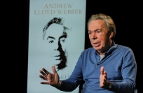 Reuters Video: Andrew Lloyd Webber 'unmasked' his past in new memoir