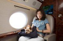 Reuters Video: A luxury travel agency for pampered pooches in Hong Kong