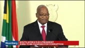 Bloomberg Video: Former S. African president to be charged for corruption