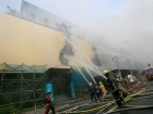 At least five killed in 24-hour Manila Pavilon hotel blaze