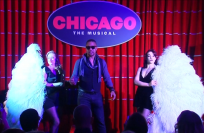 Reuters Video: Cuba Gooding Jr stars in musical 'Chicago'