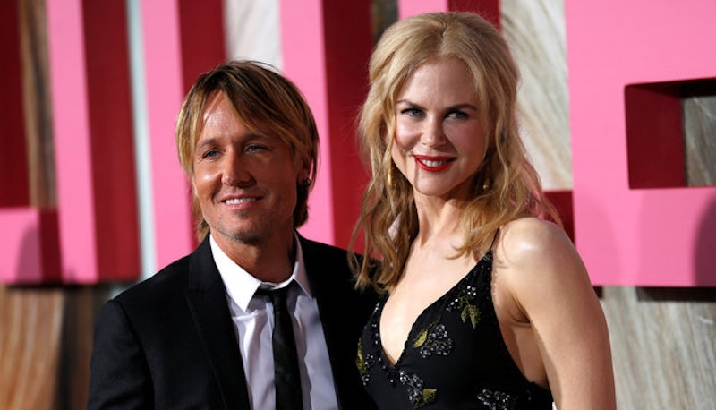 Nicole Kidman and Keith Urban uncoupled by big awards date clash