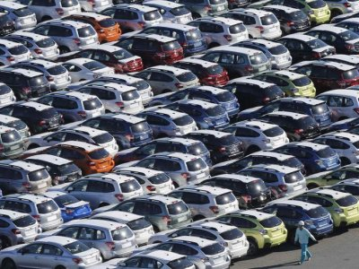 Japan set to ban sales of new petrol cars in mid-2030s, say reports