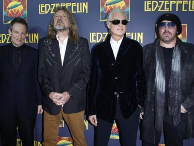 Led Zeppelin wins long-running legal battle in 'Stairway to Heaven' plagiarism case