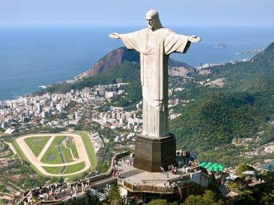 Rio de Janeiro's Christ the Redeemer statue celebrates 90th birthday
