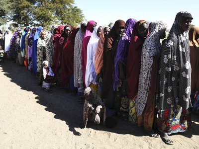 Surging Nigeria violence sends thousands fleeing to Niger, says UN
