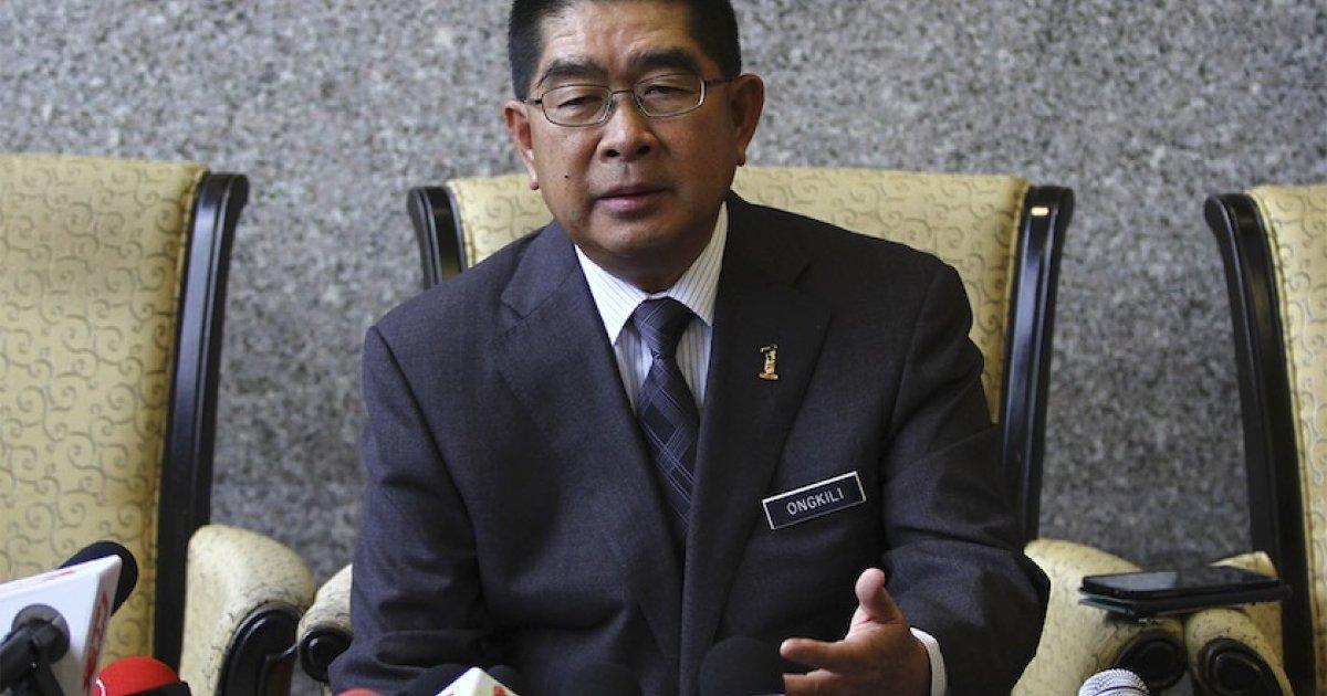 Ongkili: No need for new Malaysia Agreement for Sabah, Sarawak