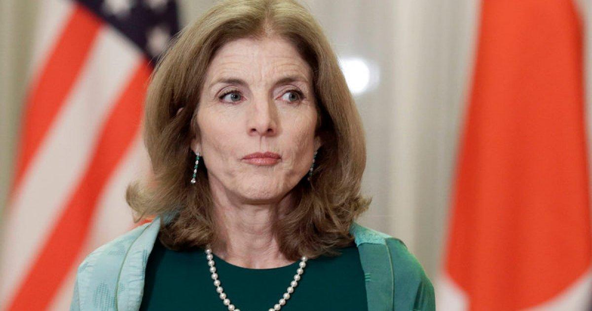 Biden picks Caroline Kennedy as US ambassador to Australia, CNN reports
