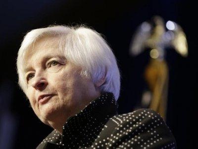 Yellen makes history again as US Treasury secretary