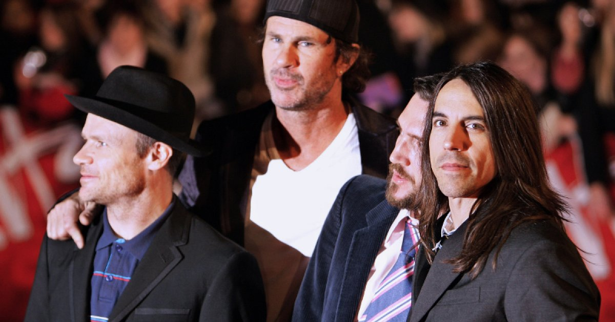 Billboard: Red Hot Chili Peppers sell song catalogue for US$140m