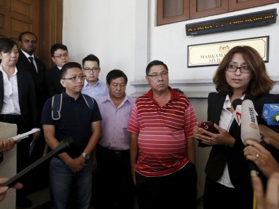 Report: Govt, CAAM agrees to RM1.3m settlement for children of two MH370 victims