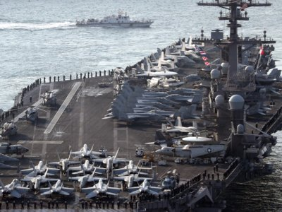 S. Korea says no decision on joint US military drills