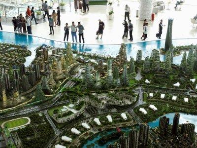 建材在本地采购 碧桂园:森林城市让大马公司受益!